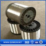 Fil galvanisé par qualité dans la petite bobine