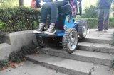 Fauteuil roulant électrique de pouvoir tous terrains intense de moteur de Topmedi