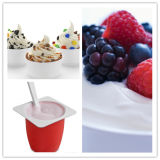Tvorog Kefir de Yoghurt die van Smetana Laban Apparatuur maken