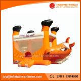 子供の遊ぶことのための馬の腹膨脹可能な跳躍の警備員(1-702)