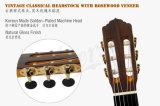 Habilidad española hecha a mano toda la guitarra clásica sólida