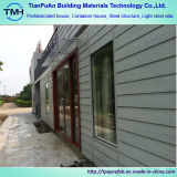 Casas pré-fabricadas pré-fabricadas modulares de baixo custo