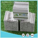Paneles sándwich de poliuretano de nido de abeja, paneles sándwich de cemento para pared / techo