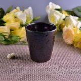 Sostenedor de vela de cerámica retro