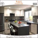 N&Lの白2パックの台所コックの住んでいるか、または食堂の台所家具