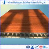 PVDFのコーティングの建築材料のアルミニウム壁パネル