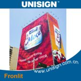 610GSM pvc lamineerde Backlit Flex Banner