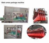 自動5carton/M 10carton/Mのグラブのタイプカートンの箱の吸盤のタイプローダーおよびシーリングパッキング機械