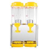 مزدوجة دبّابة [36ل] عصير موزّع آليّة باردة وحارّ شراب آلة