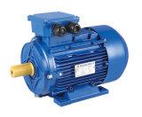 motor de alumínio da carcaça da eficiência elevada de 0.75kw Ie2/Me2