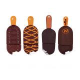 아이스 캔디 PVC 아이스크림 펜 드라이브 식사 USB 섬광 드라이브