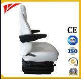 Asientos de lujo blancos del conductor del barco / del autobús de Marin para la venta