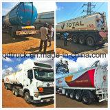Fabricante directamente suministro de combustible, gas, GNC, asfalto, betún semi remolque cisterna