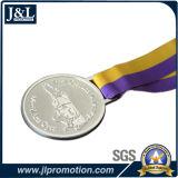 Умрите пораженное медаль металла сувенира утюга без эмали