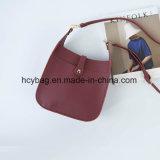 2016 Vastgestelde Dame Leisure Hand Bag Hcy-A905 van de Zak van de Handtassen Pu van de Schouder van het Leer van de manier