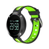IP68 neufs imperméabilisent le bracelet intelligent avec le bracelet de montre de sports de Bluetooth de Pedometer