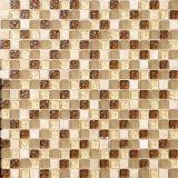 Mosaico de vidrio y piedra (VM8140, 300x300mm)