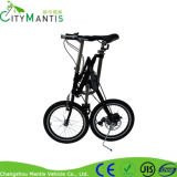 Mountain Folding Bicycle Carbon Steel