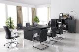Moderner Art-Konferenz-Schreibtisch mit Belüftung-Leder (AT028)