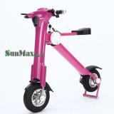 Bike розового колеса цвета 48V 2 электрический с патентами