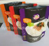 El papel de aluminio se levanta el bolso de empaquetado de la harina de la cremallera/se levanta el bolso para la harina con el bloqueo del cierre relámpago