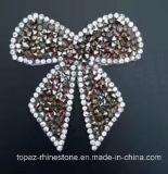 Новый изготовленный на заказ переход мотива Rhinestone Hotfix для одежды (TP-обхватывайте)