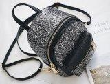 Nuovo zaino del commercio all'ingrosso 2017, mini sacchetto di spalla Sequined di modo delle donne (BDMC130)