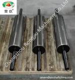 6 Zoll-Luft-erweiternwellen verwendet für Gewebe-Rückspulengerät