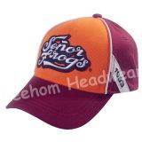組み立てられた方法刺繍の野球帽