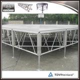 Étape extérieure en aluminium de concert à vendre