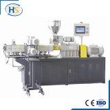 Alta calidad de laboratorio de doble husillo cónico del cilindro del extrusor