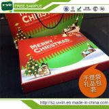 크리스마스 선물 Ultrathin 신용 카드 휴대용 힘 은행 4000mAh
