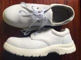 Salle blanche antistatique ESD chaussures de sécurité avec protection en acier inoxydable Toe