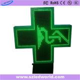 P16 для использования вне помещений LED Креста аптека подписать