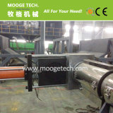 Одноступенчатый Mooge пластиковой пленки PE зернение машины