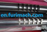 Fr 218 Reel Paper & Plastic Film Slitting 및 Rewinding Machine