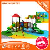 Puente de tubo y en espiral plástico exterior Digital Diapositiva Parque Infantil