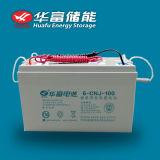 bateria solar do gel do armazenamento de 12V 100ah