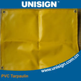 강화된 방수 PVC 트럭 덮개 방수포