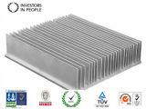 Profils de dissipateurs de chaleur industriels à l'extrusion d'aluminium et d'aluminium