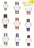 Вахта движения японии Wristwatch рождества вахты типа Dw (DC-SZ124)