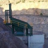 Carvão, Ore, Sandstone Circular Vibrating Screen Machine