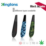 100% Original Kingtons nueva hierba seca vaporizador Mamba negra