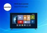 2016 ROM di RAM 2g 32g del Android 6.0 della casella di memoria TV di alta qualità Tx8 Amlogic S912 Octa con il BT 4.0 Kodi preinstallata