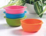 Kids를 위한 음식 Grade Unbreakable Silicone Mini Bowl