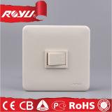 Anasonic Saso Bege Color Triple Gang 16A Switch de iluminação