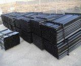 호주 Y Stee 담 Post/1650mm 까만 가연 광물 별 말뚝
