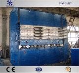 La banda de rodadura curación avanzada de alta presión con sistema de control PLC