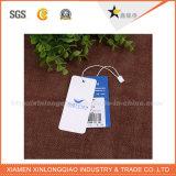 Китай Custom высокое качество дешевой бумаги джинсы повесить Tag