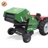 Machine ronde approuvée de presse de paille de blé de la CE de constructeur mini pour l'herbe